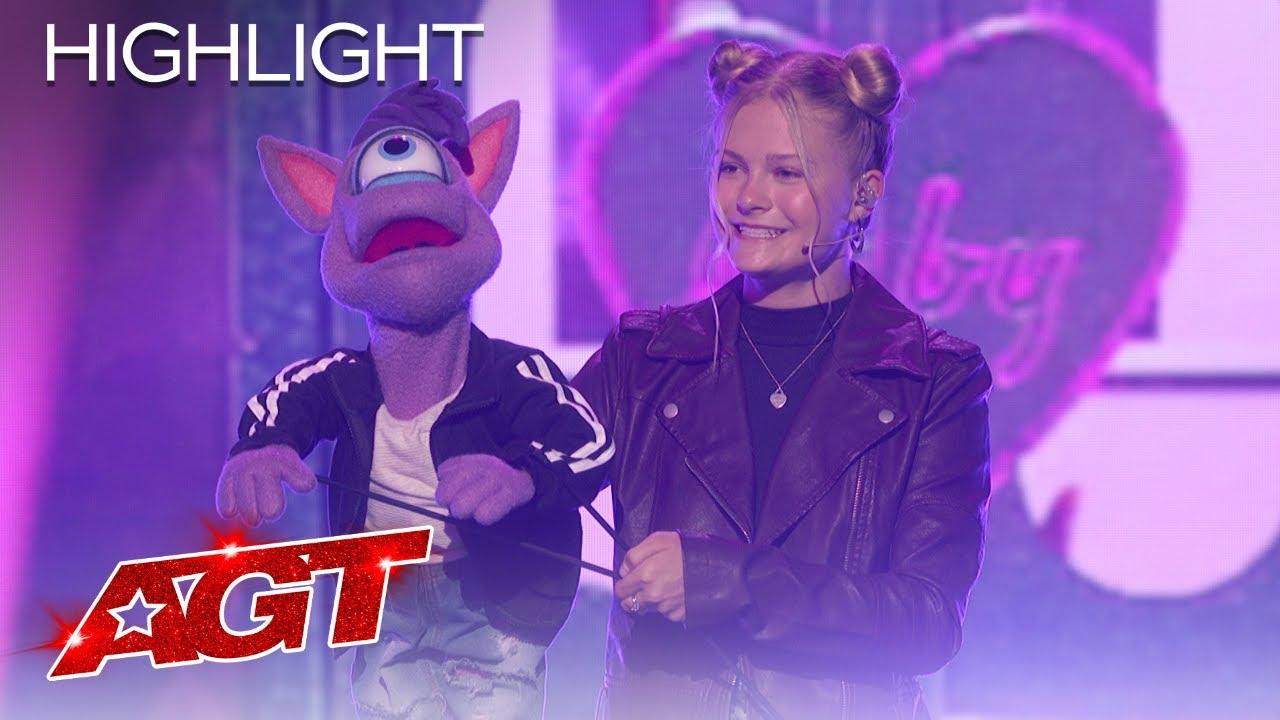 "AGT Winner Darci Lynne Performs ""Baby"" by Justin Bieber – America's Got Talent 2020"