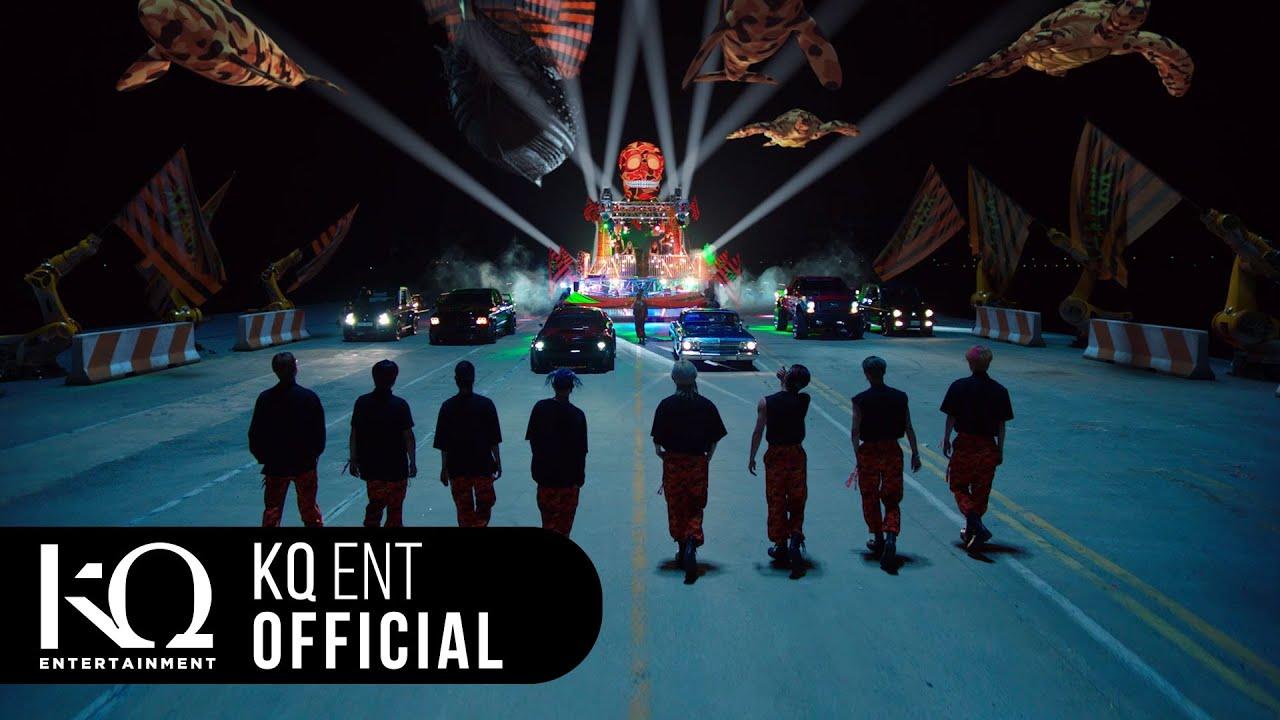 ATEEZ(에이티즈) – 'THANXX' Official MV