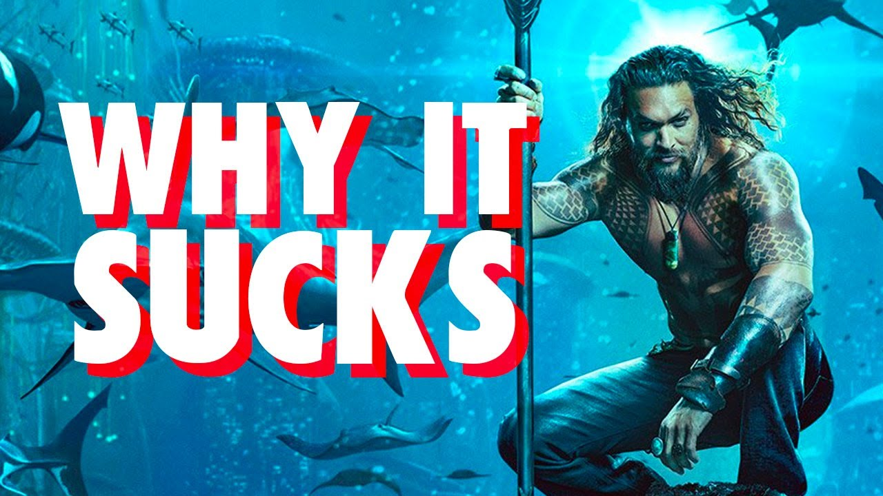 Aquaman – The Worst Superhero Movie Ever Made?
