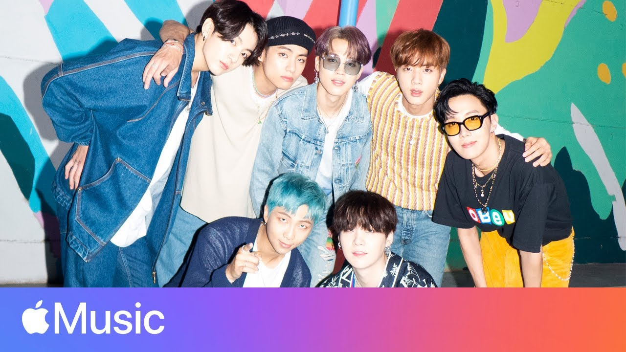 """BTS: Behind """"Dynamite,"""" Album Teasers, and the Importance of Friendship 