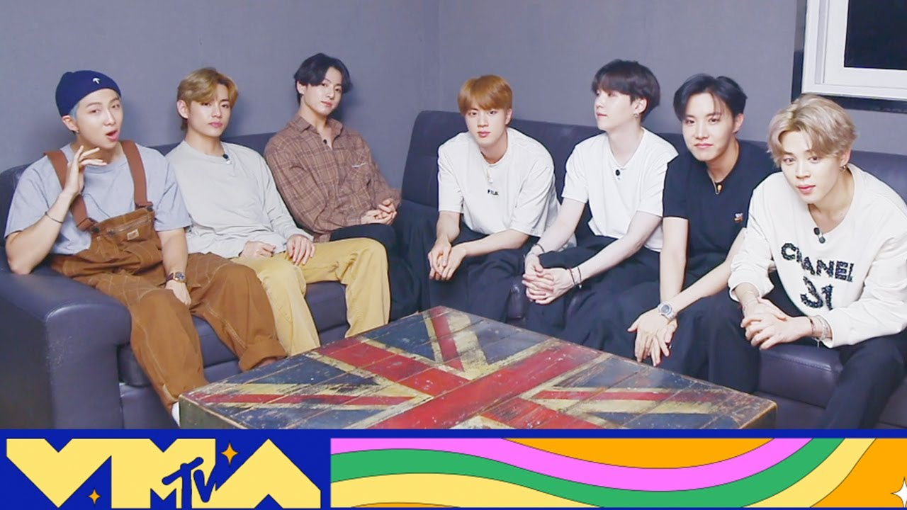 BTS Share Their Top 7 Favorite Music Videos & Talk 'Dynamite' | MTV News