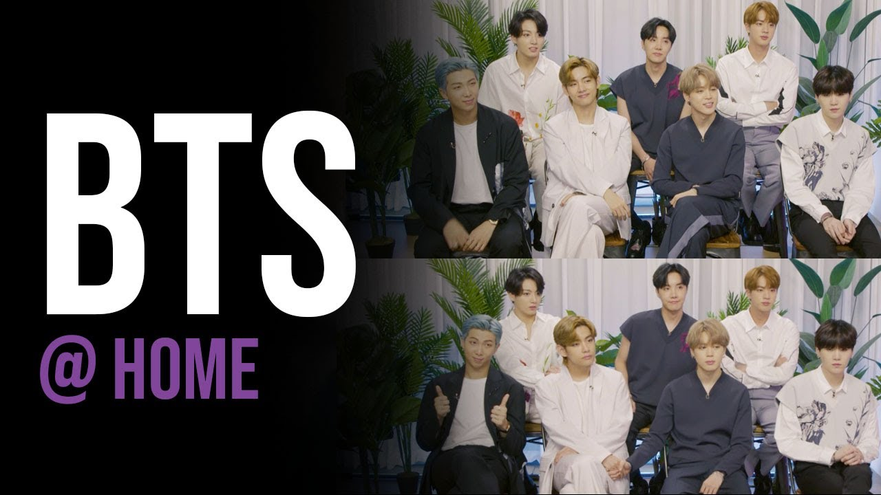 BTS talks Dynamite, life in quarantine & the future of their music…