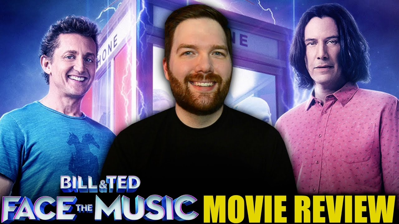 Bill & Ted Face the Music – Movie Review
