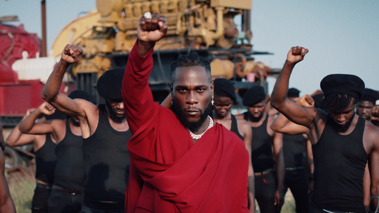 Burna Boy – Monsters You Made [Official Music Video]