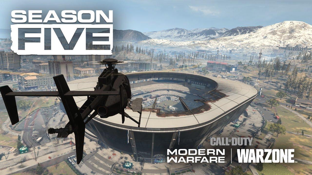 Call of Duty®: Modern Warfare® & Warzone – Official Season Five Trailer