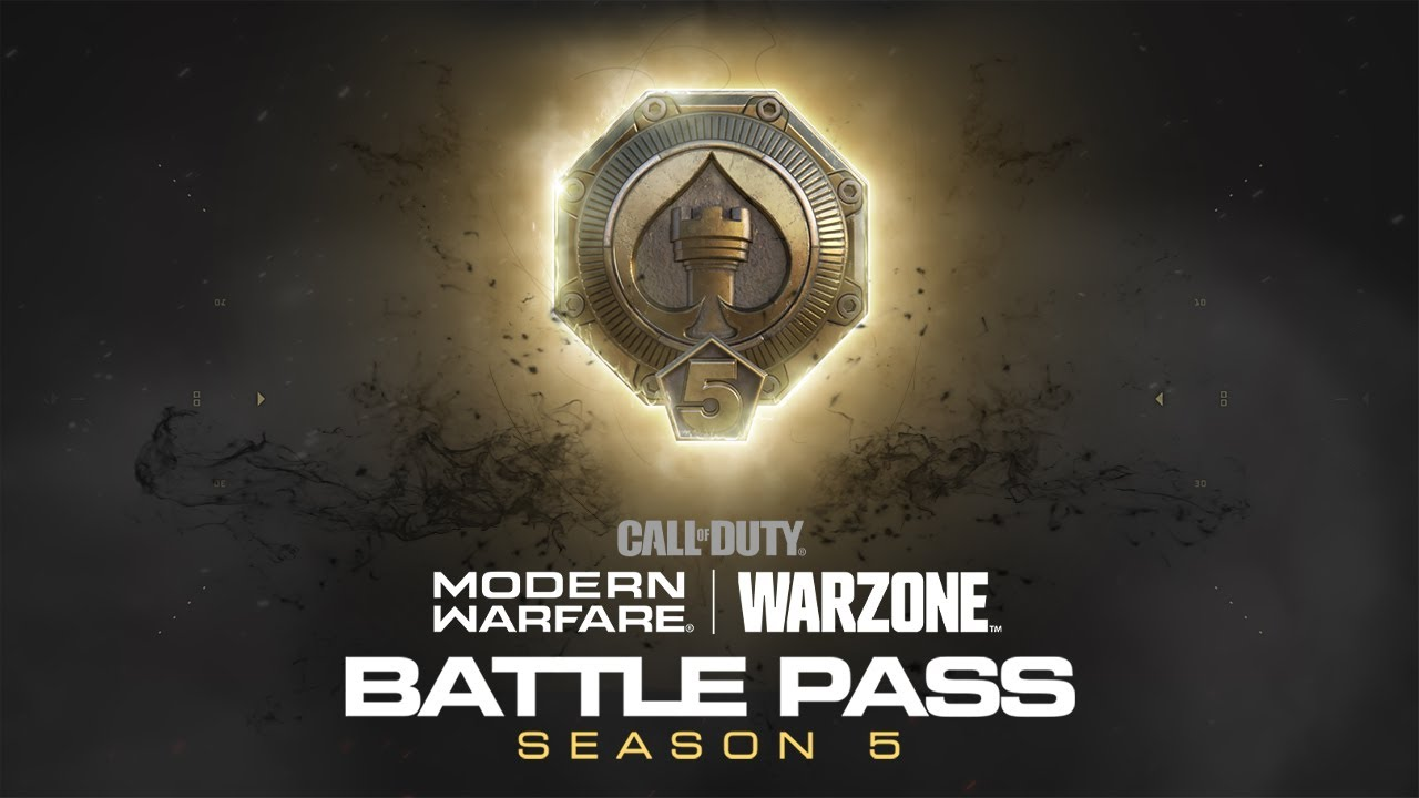 Call of Duty®: Modern Warfare® & Warzone – Season Five Battle Pass Trailer