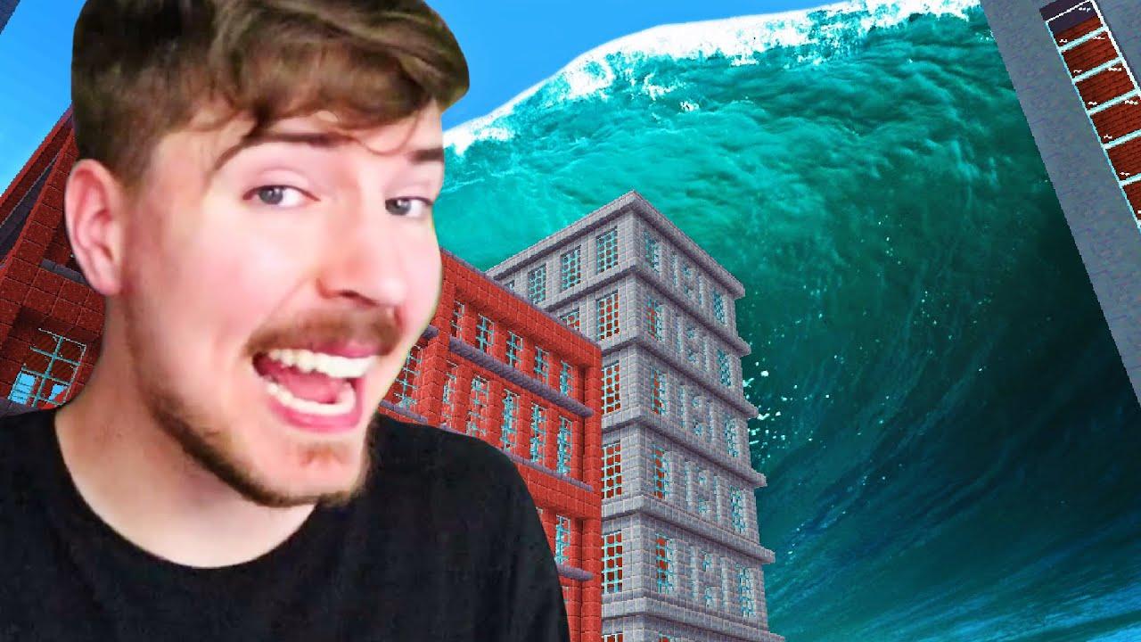 Can You Survive The Massive Tsunami?