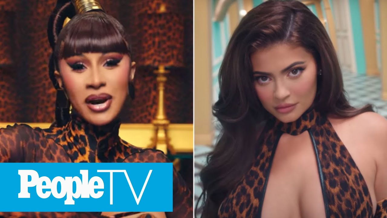 Cardi B Defends Kylie Jenner In 'WAP' Music Video As Fans Make Petition For Her Removal | PeopleTV