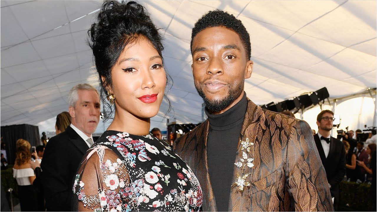 Chadwick Boseman Married His Longtime Love Before Passing Away