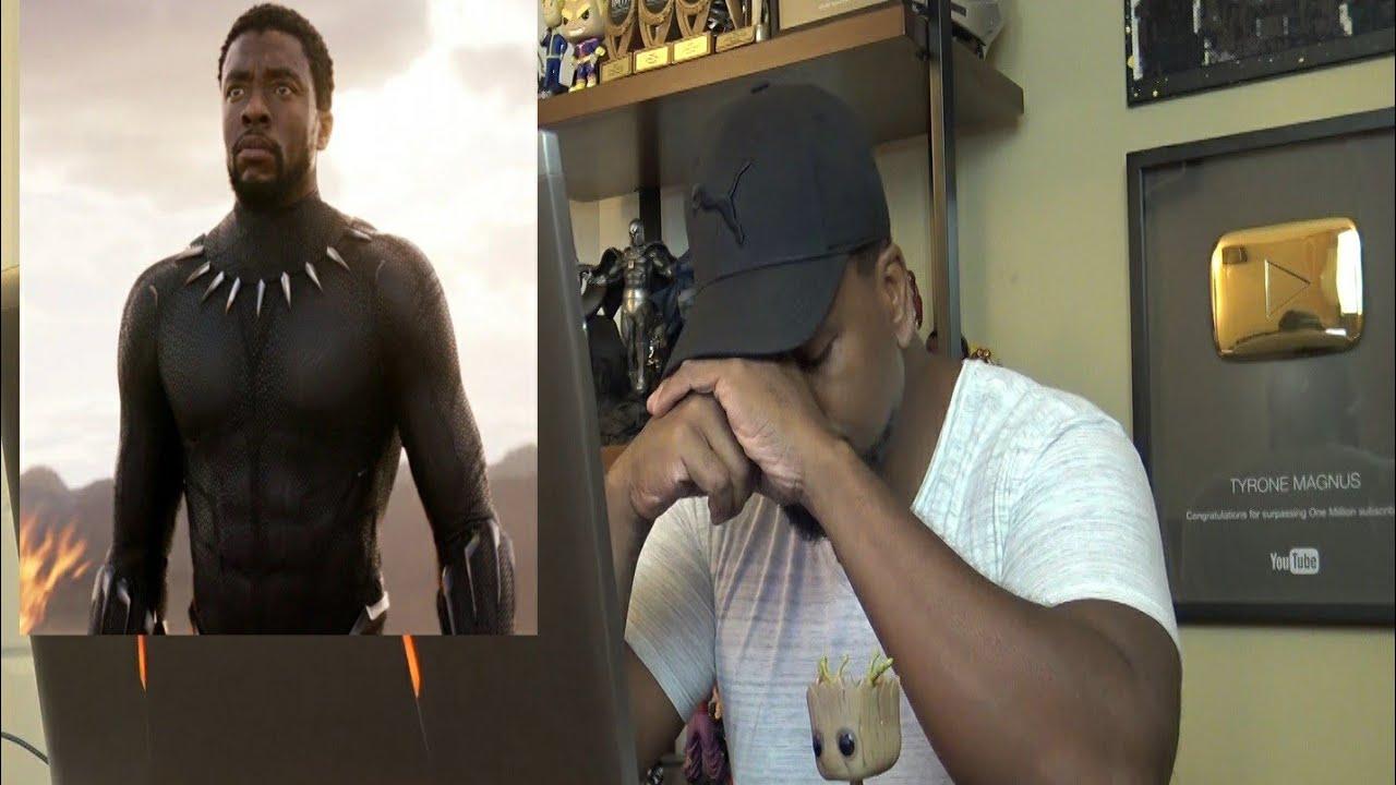 Chadwick Boseman..