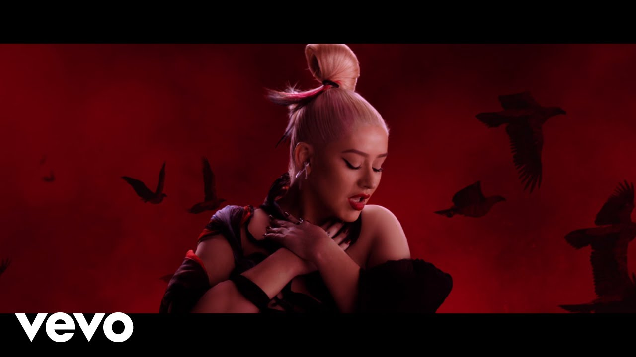 "Christina Aguilera – Loyal Brave True (From ""Mulan""/Official Video)"