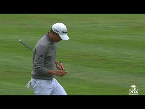 Collin Morikawa | Best Shots from His Final Round 64 at the 2020 PGA Championship