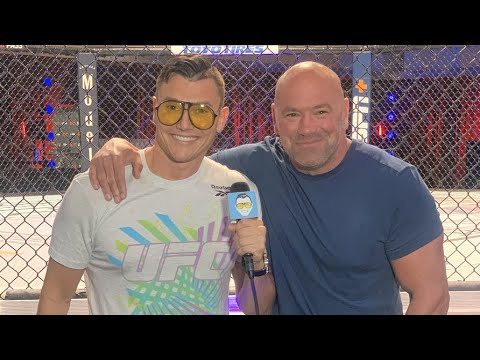 Dana White Addresses Why Conor McGregor is Still in UFC Rankings