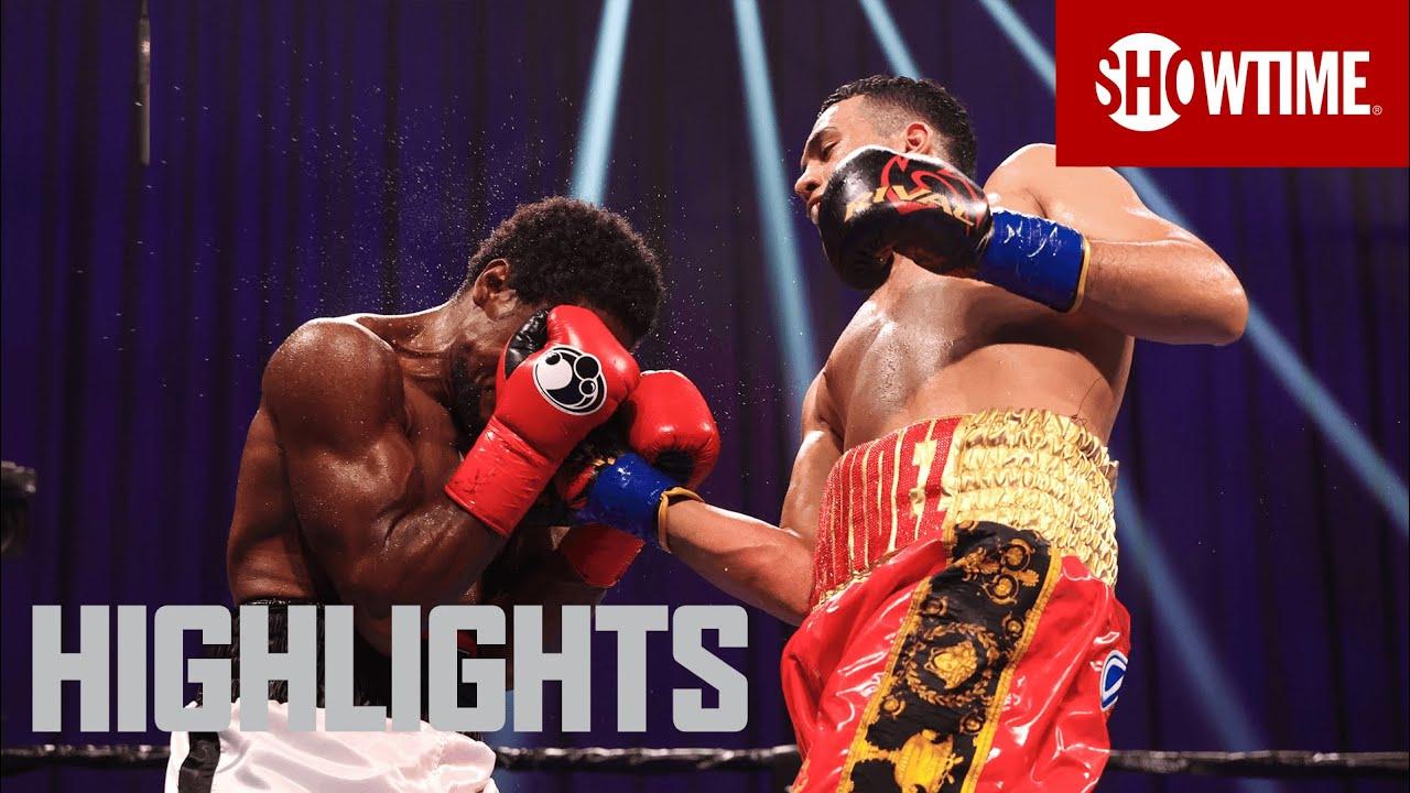 David Benavidez vs. Alexis Angulo: Highlights | SHOWTIME CHAMPIONSHIP BOXING