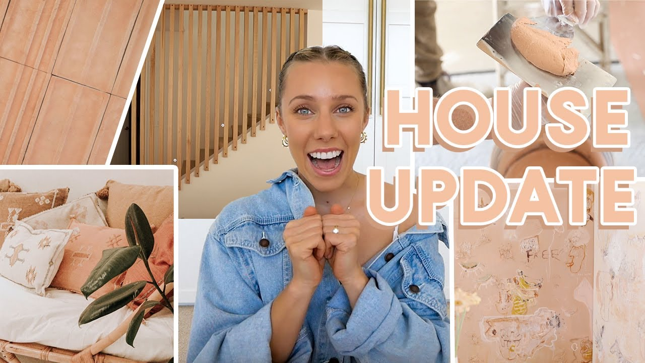 *EXCITING Renovation Update* I have so much to show you!