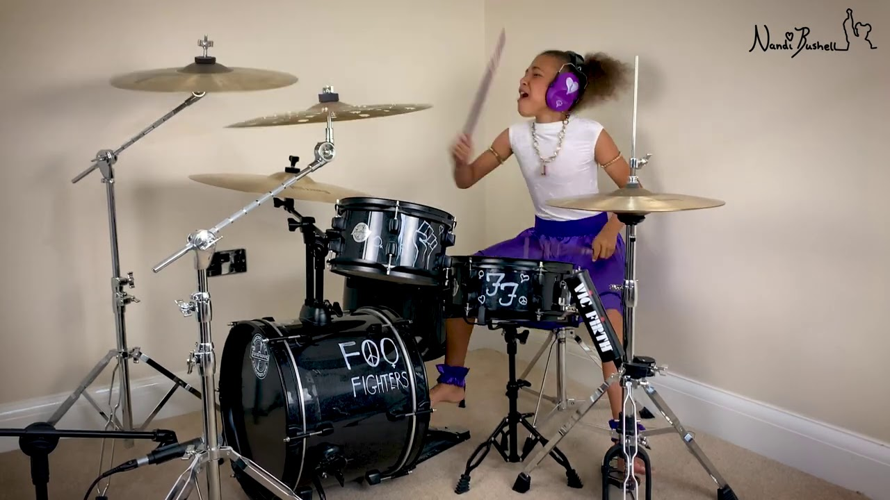 Everlong by the Foo Fighters Drum Cover