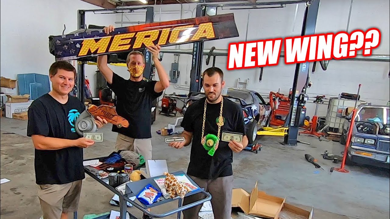 Freedom Fan Mail EP.5 – BOAT LOAD of Car Parts and Random Items!
