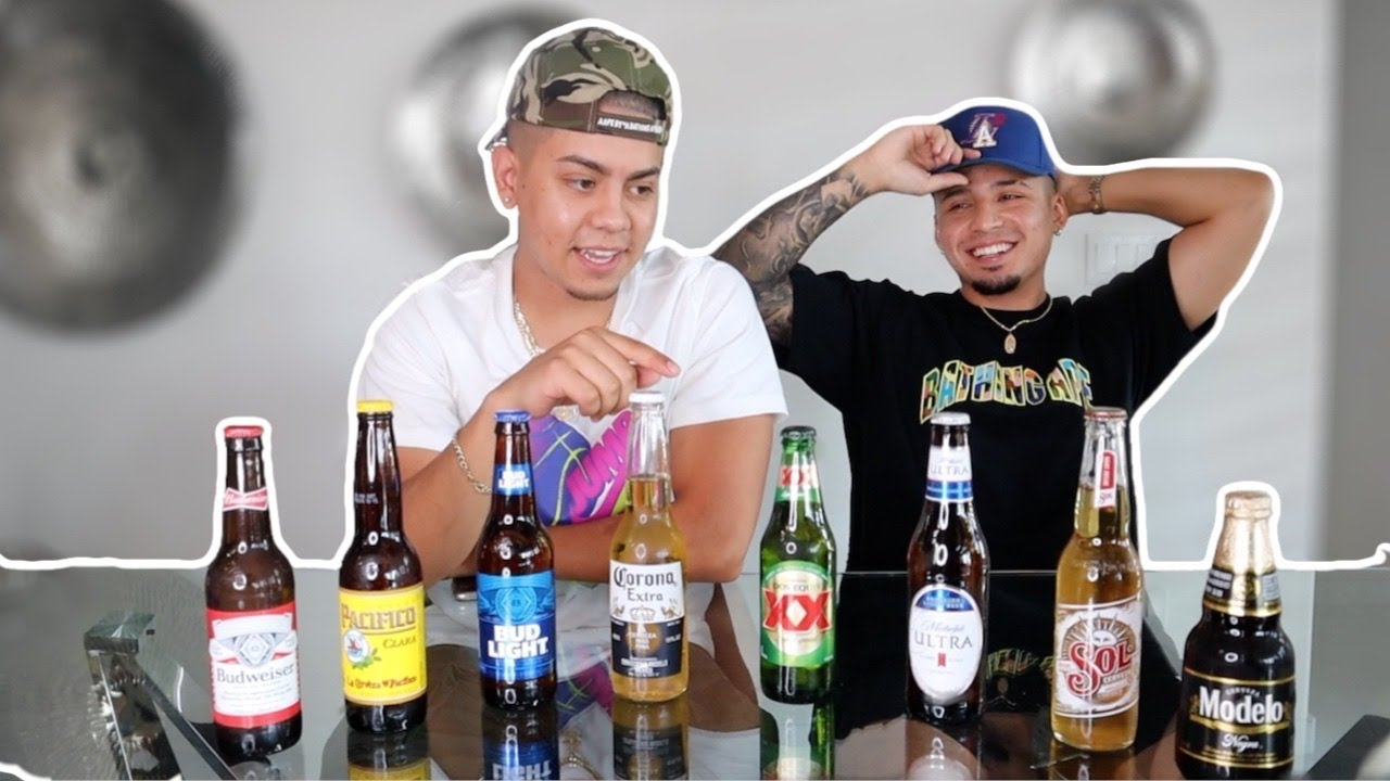 GUESS WHICH BEER CHALLENGE FT. VLEX