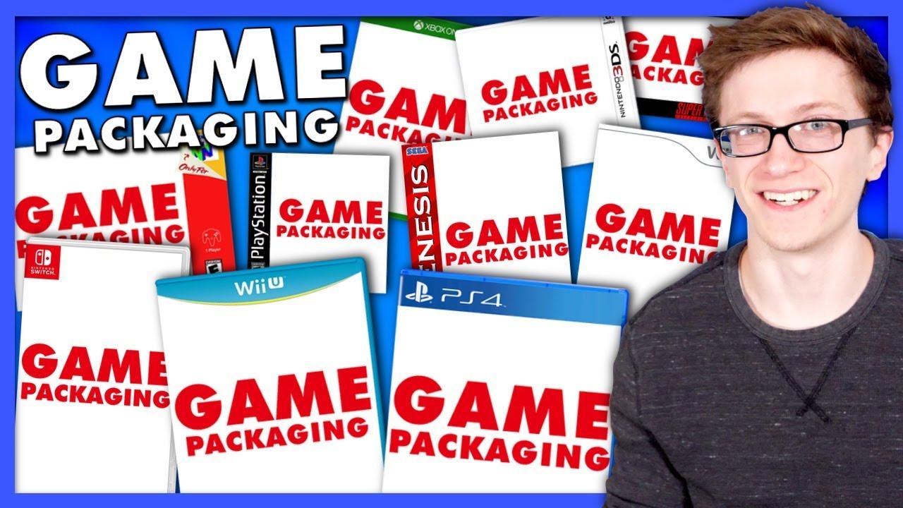 Game Packaging – Scott The Woz
