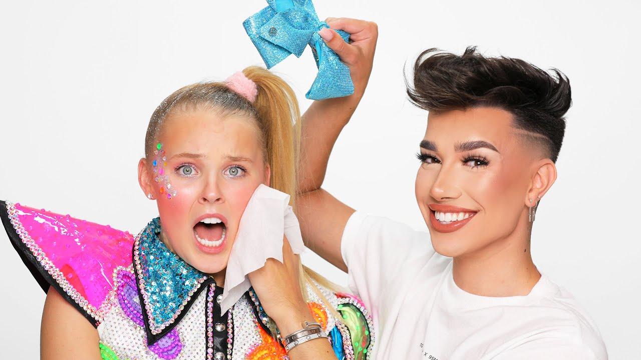 Giving JoJo Siwa A FULL MAKEOVER!