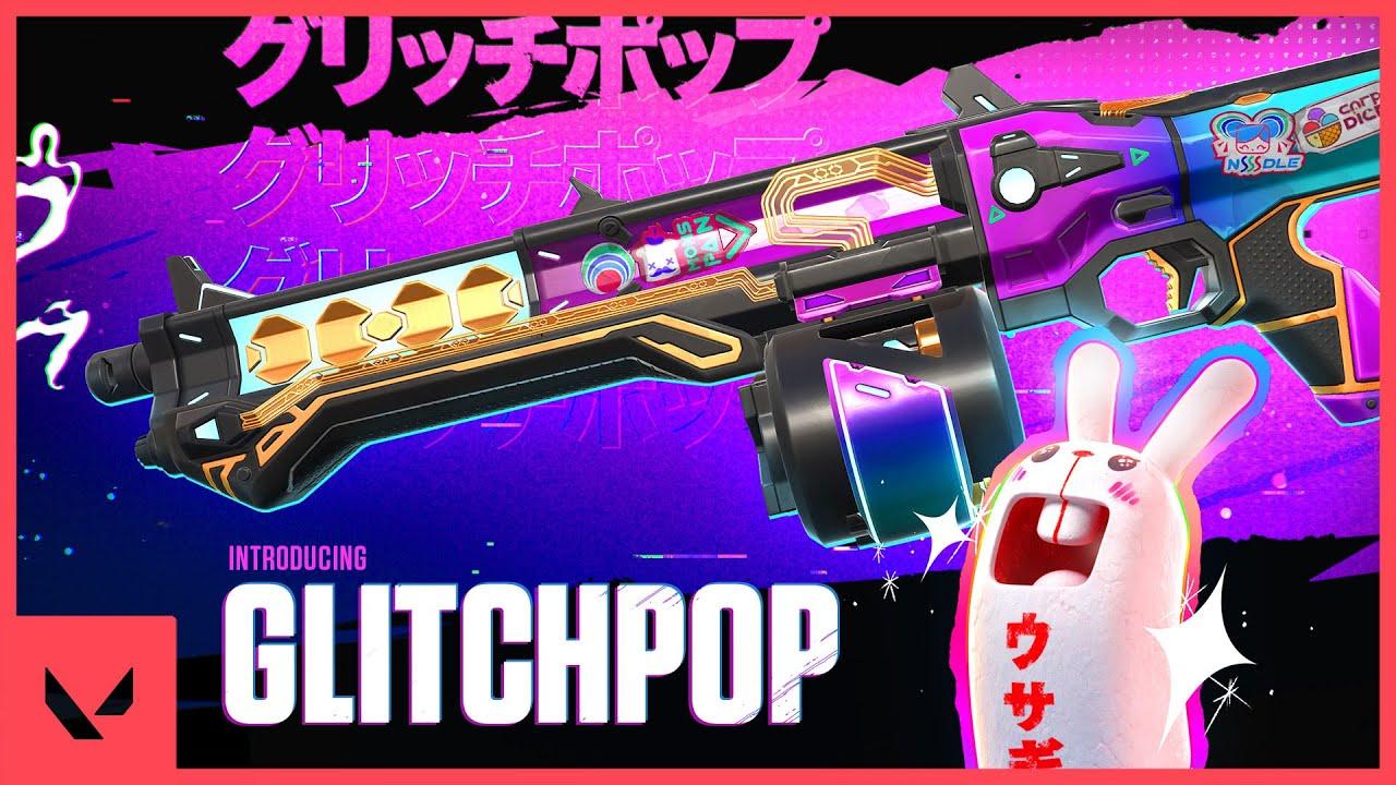 Glitchpop! Glitchpop! Glitchpop! // Skin Reveal Trailer – VALORANT