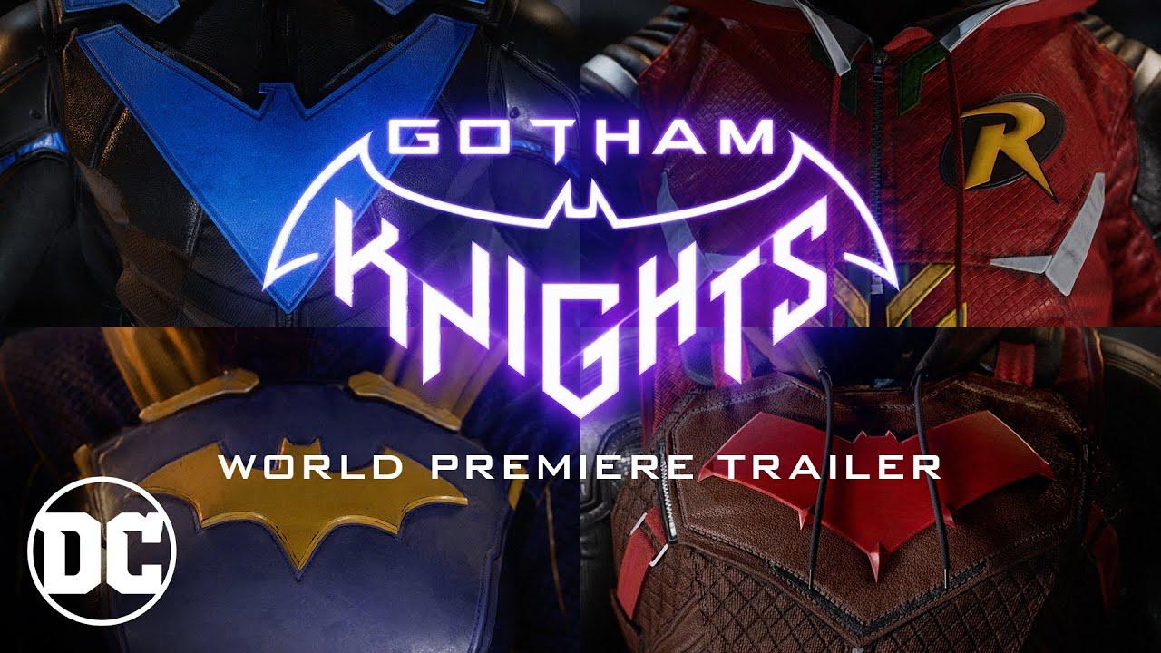 Gotham Knights –WorldPremiereTrailer