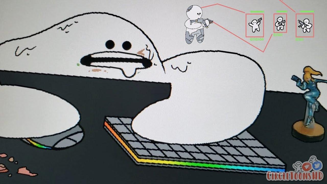 Hackers in Video Games