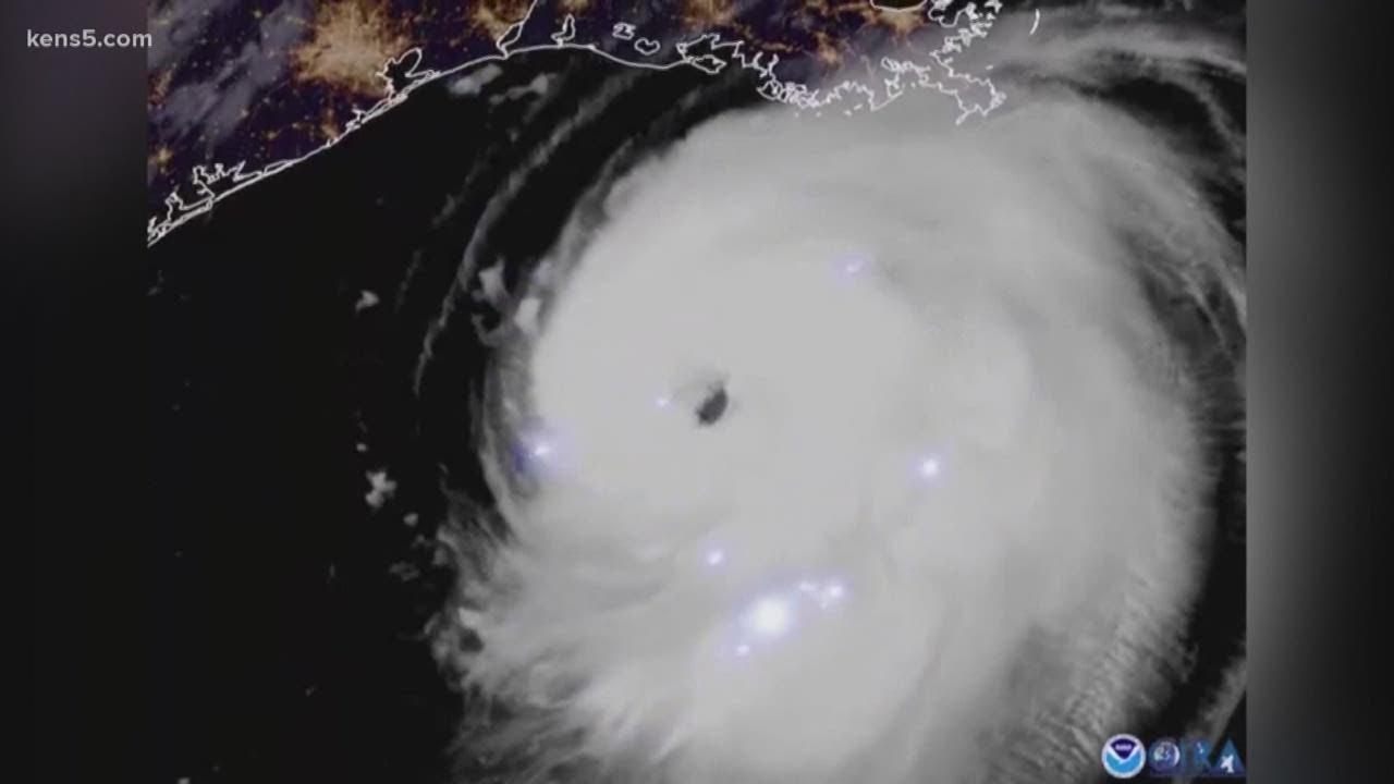 Hurricane Laura latest updates as it nears landfall on the Texas coast Wednesday evening