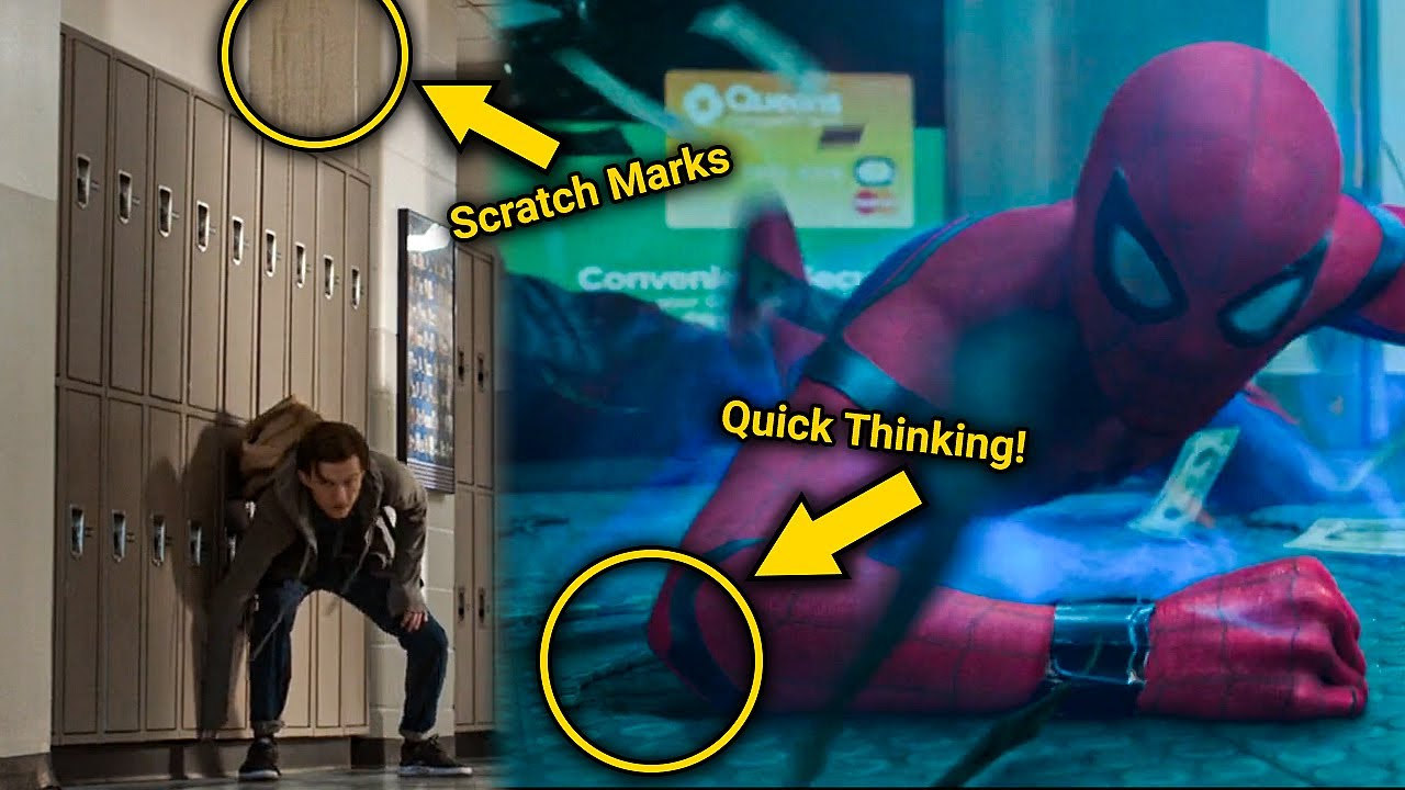 I Watched Spider-Man: Homecoming in 0.25x Speed and Here's What I Found