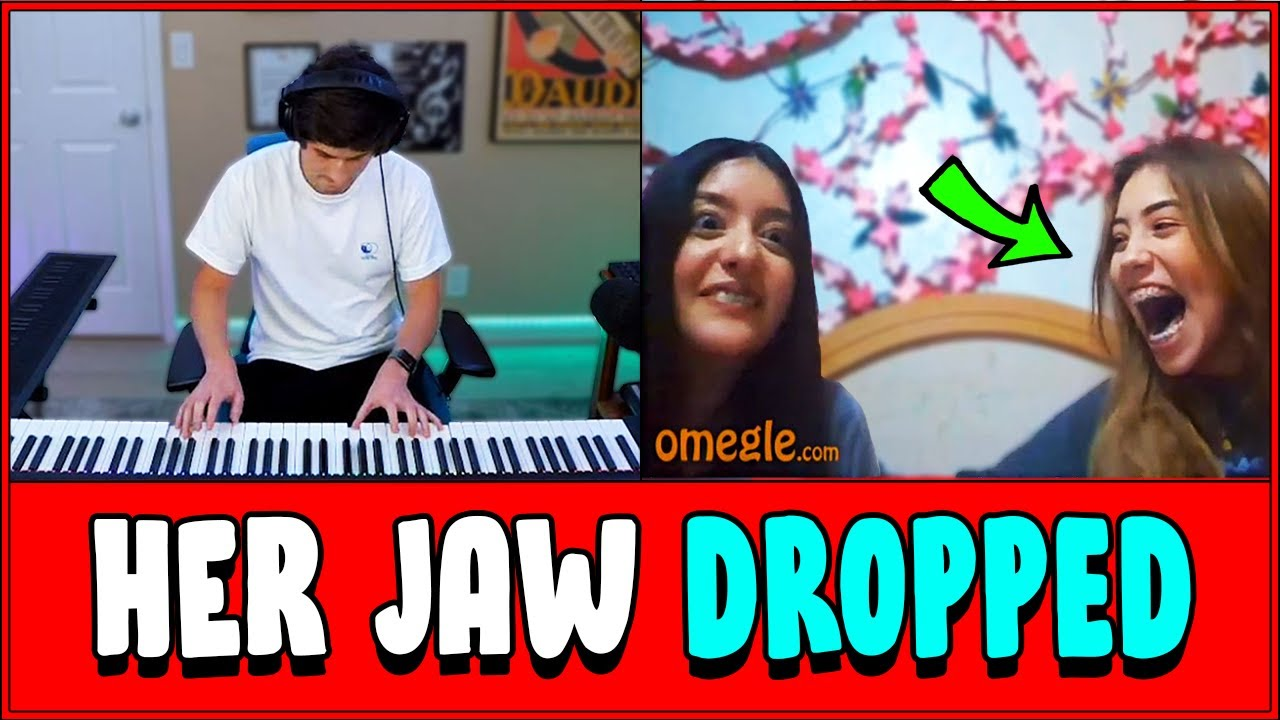 I took song requests from strangers on OMEGLE…