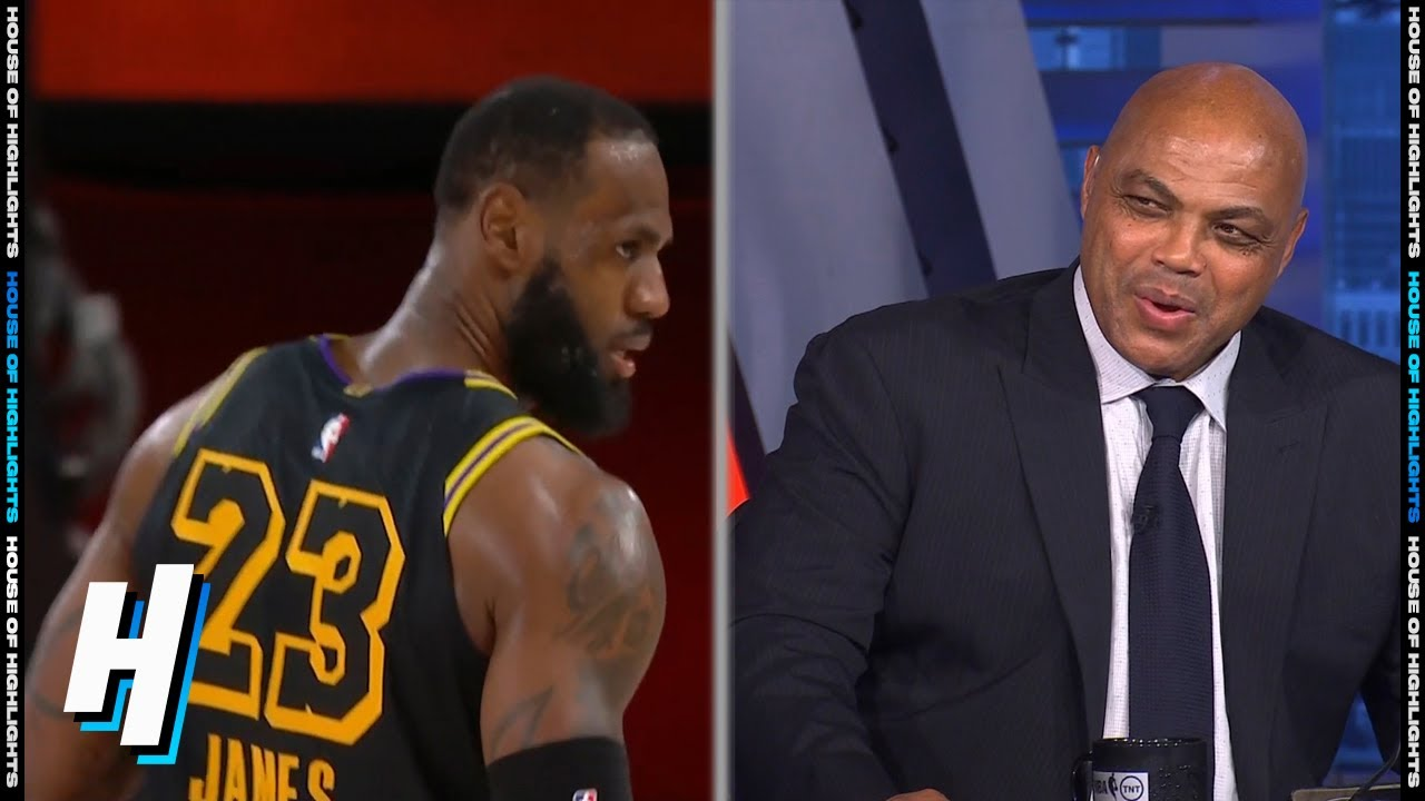 Inside the NBA: Lakers Defeat Blazers in Game 4 | August 24, 2020 NBA Playoffs