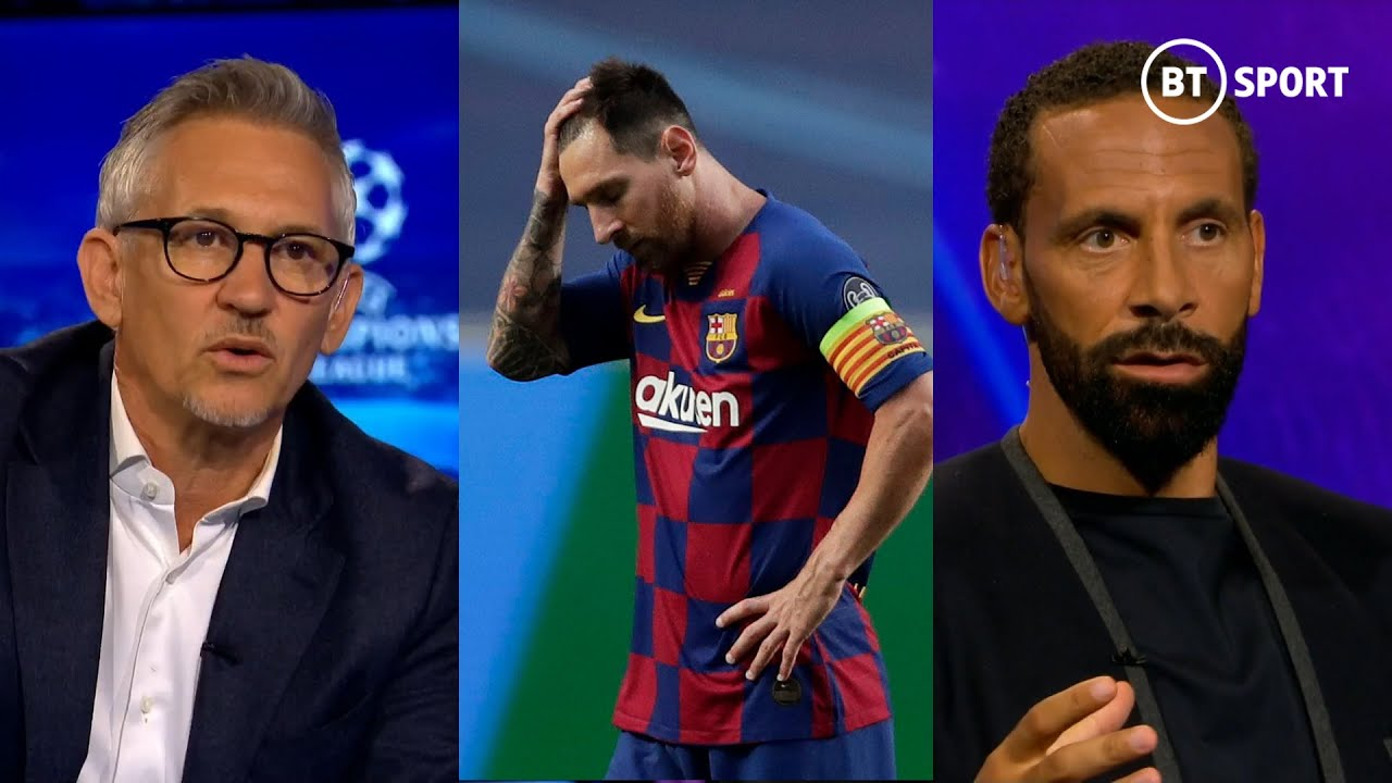 Is it time for Messi to leave Barca? Gary Lineker, Rio Ferdinand, and Owen Hargreaves discuss