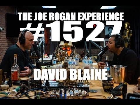 Joe Rogan Experience #1527 – David Blaine