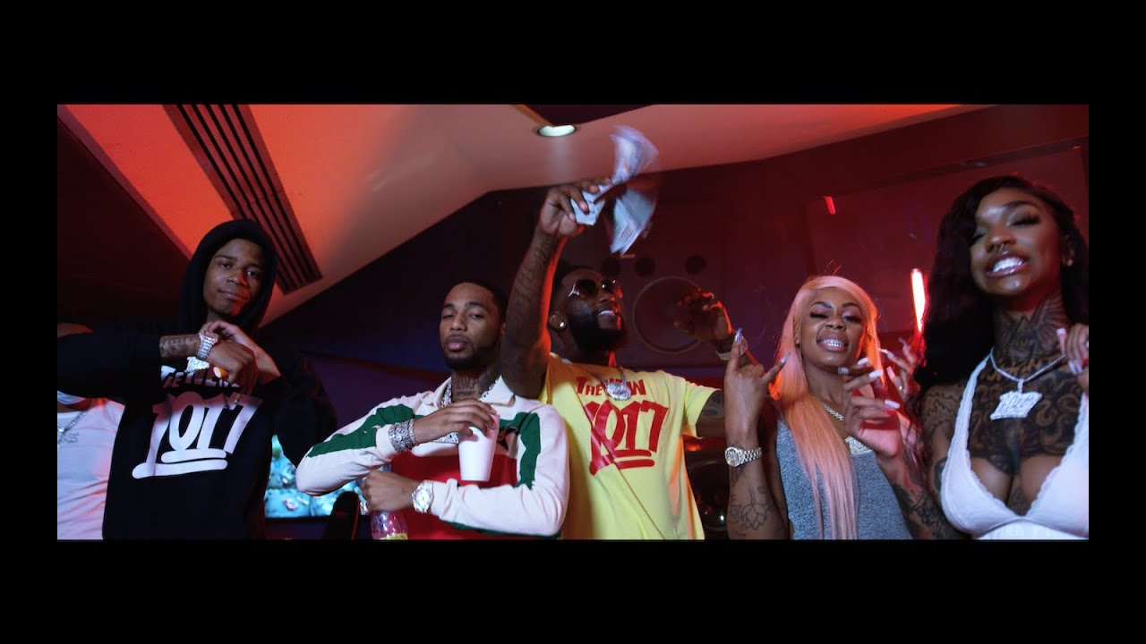 K Shiday & Enchanting – No Luv (feat. Gucci Mane, Big Scarr & Key Glock) [Official Music Video]