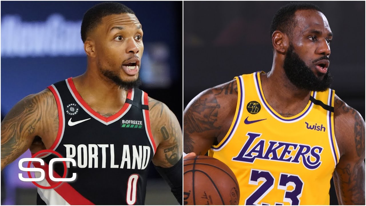 Lakers vs. Trail Blazers an intriguing 1st-round NBA playoffs matchup | SportsCenter