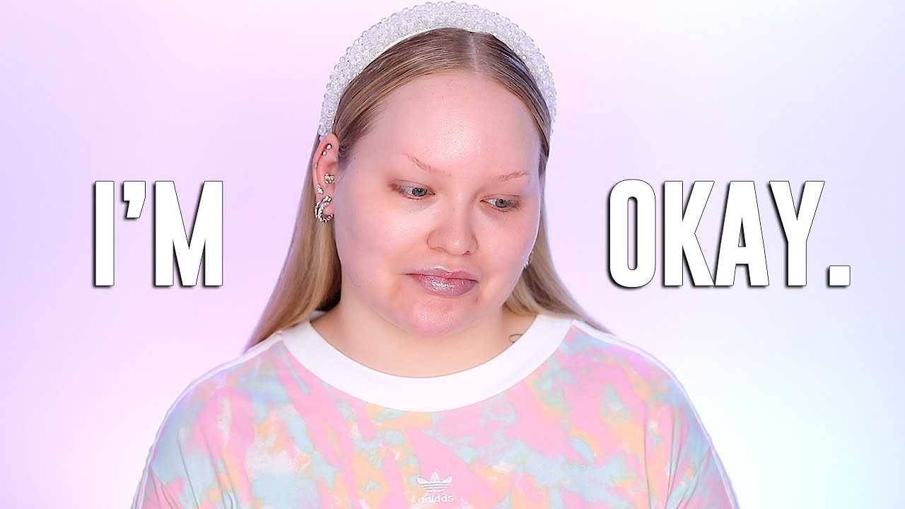 Letting you know I'm okay… Makeup Therapy   NikkieTutorials