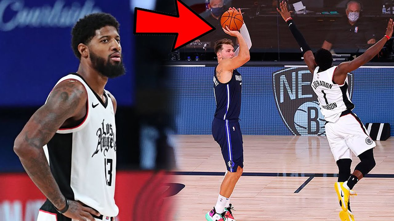 Luka Doncic Game Winner! What is Wrong with Paul George? Mavericks vs Clippers Game 4 NBA Playoffs