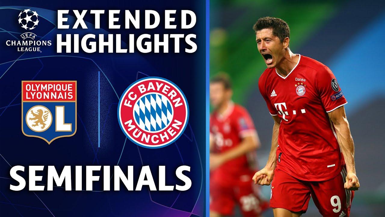 Lyon vs Bayern Munich | Champions League semifinal highlights | UCL on CBS Sports