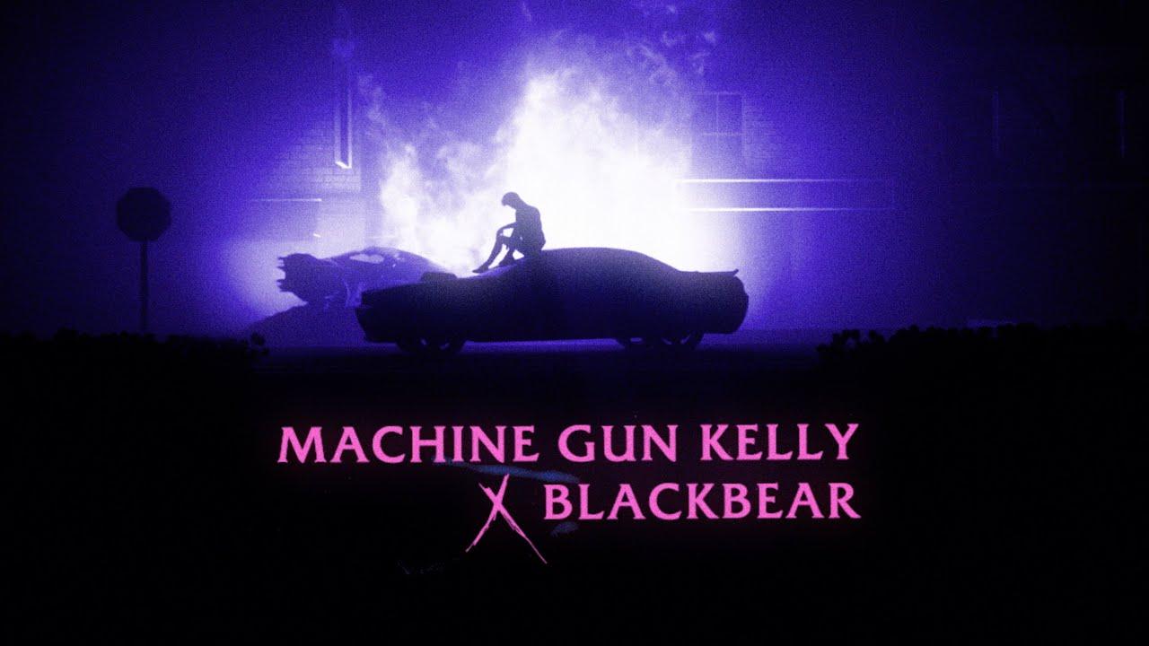 Machine Gun Kelly ft. blackbear – my ex's best friend (Official Lyric Video)