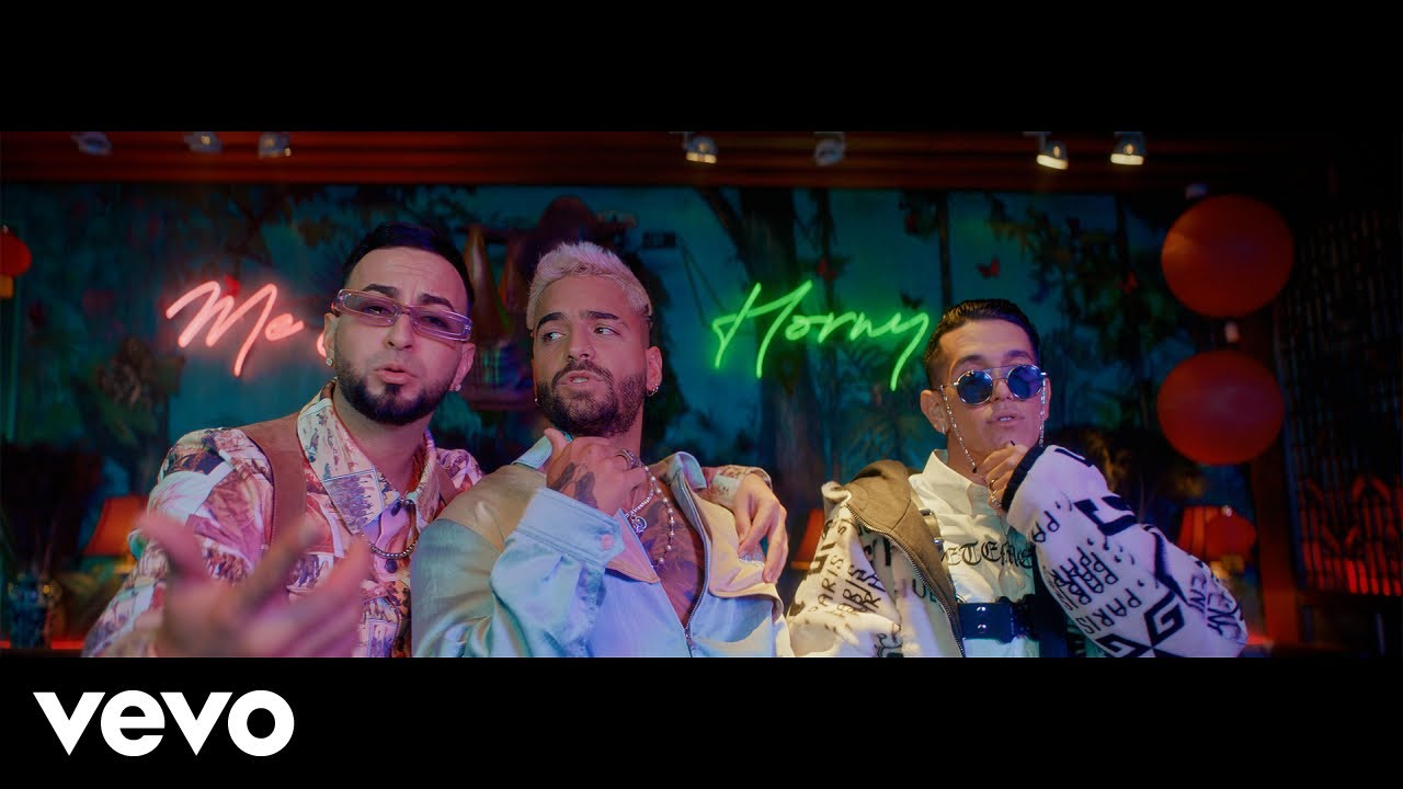 Maluma – Parce (Official Video) ft. Lenny Tavárez, Justin Quiles