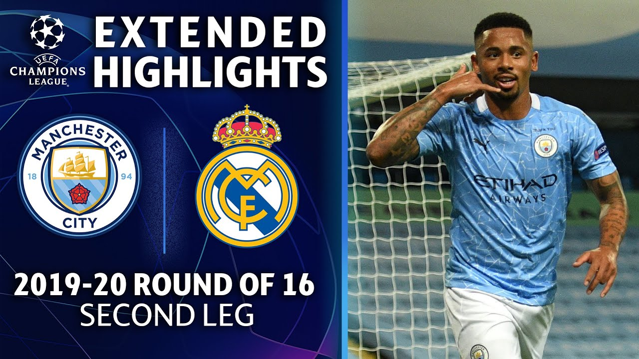 Manchester City vs. Real Madrid | CHAMPIONS LEAGUE Highlights | UCL on CBS Sports