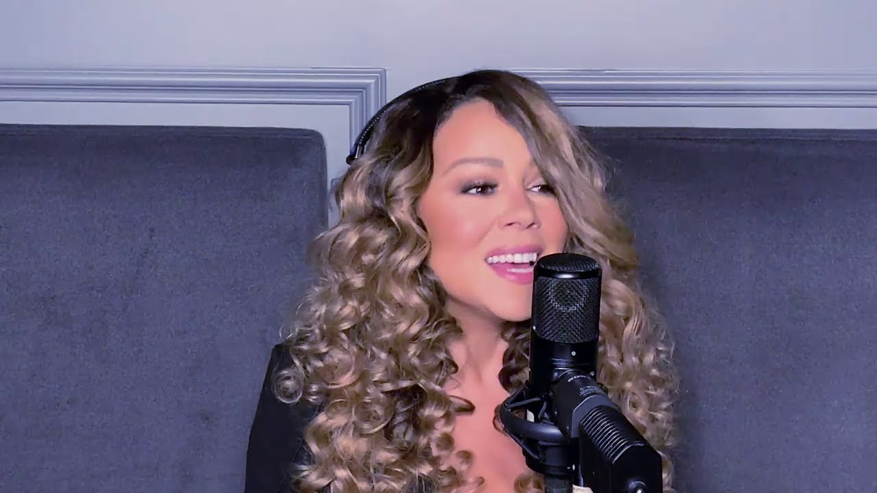 Mariah Carey – Vision of Love (Live at Home for Good Morning America)