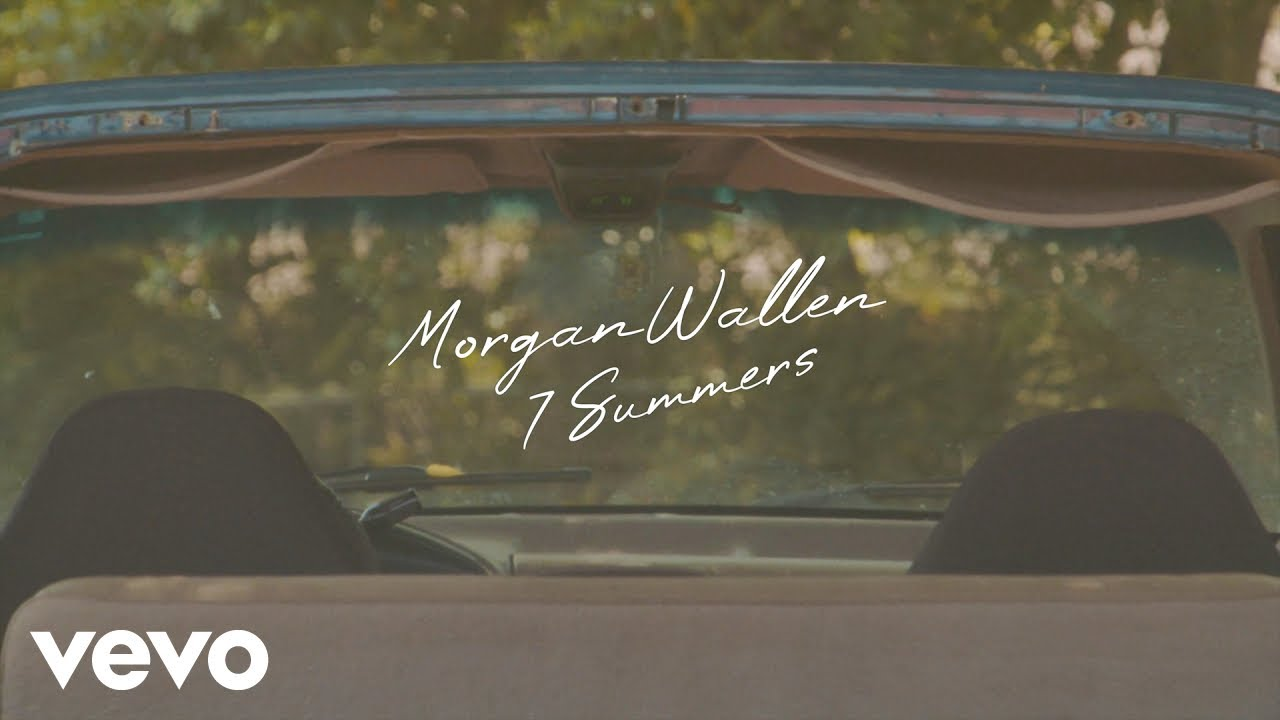 Morgan Wallen – 7 Summers (Lyric Video)