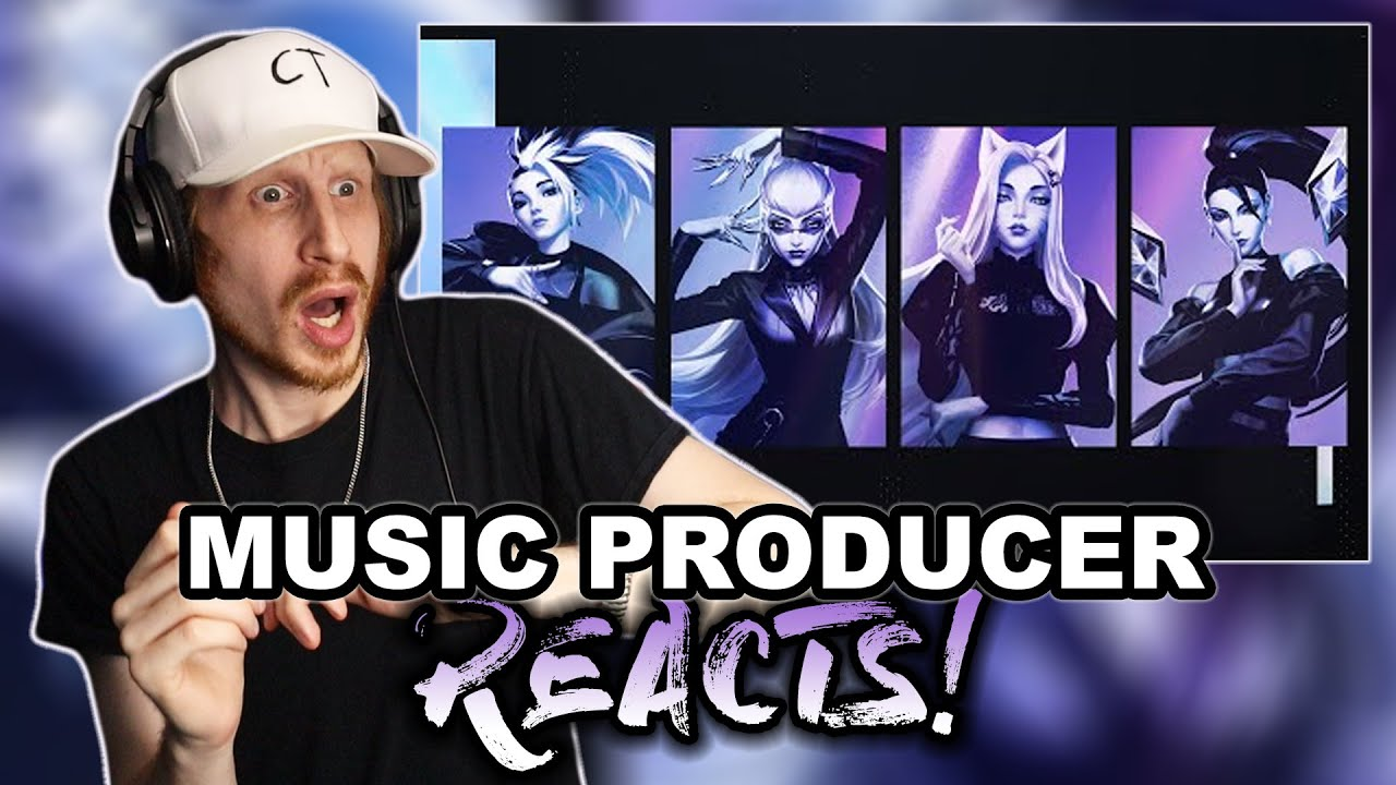 Music Producer Reacts to K/DA – THE BADDEST ft. (G)I-DLE, Bea Miller, Wolftyla