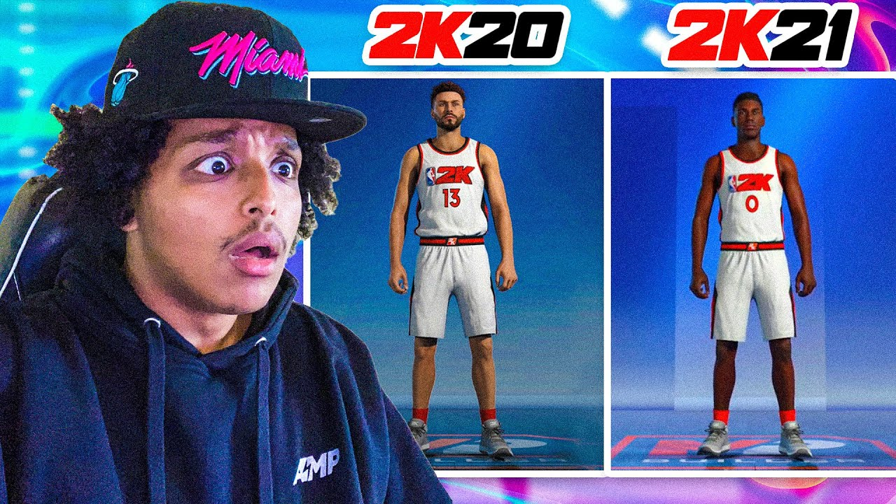 NBA 2K PLAYERS ARE FURIOUS ABOUT THE NEW 2K21 DEMO! HERE'S WHY