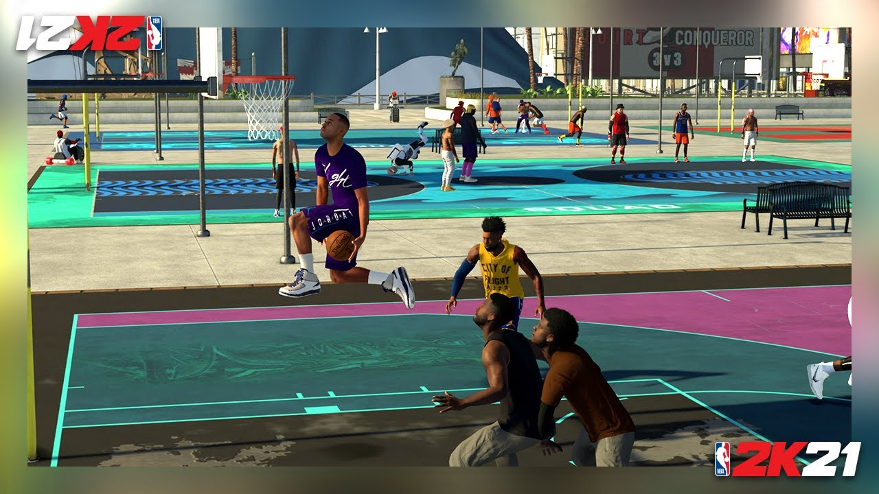 NBA 2K21: Welcome to 2K Beach + Your MyCAREER