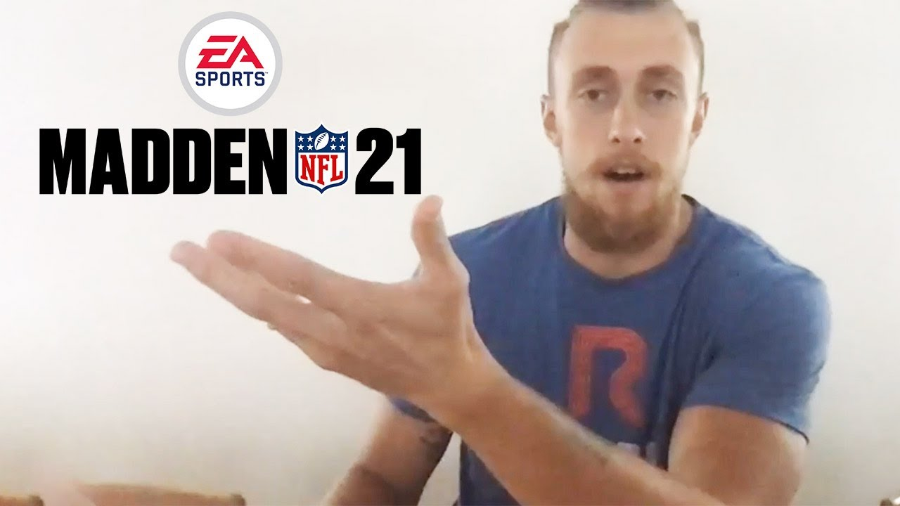 NFL Players React to their Madden '21 Ratings!