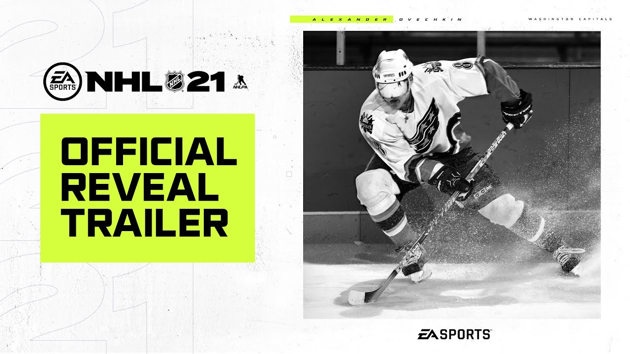 NHL 21 Official Reveal Trailer