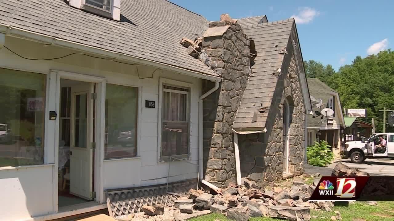 North Carolina 5.1 magnitude earthquake felt in several surrounding states