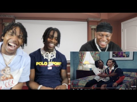 Polo G – Martin & Gina (Official Video)- REACTION w/ Polo G